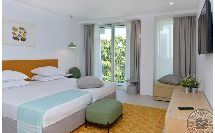 IBIS STYLES GOLDEN SANDS ROOMER HOTEL