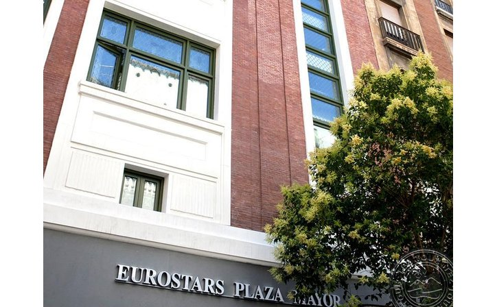 EUROSTARS PLAZA MAYOR