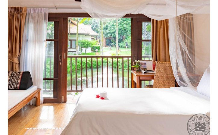 THE LEGEND CHIANG RAI BOUNTIQUE RESORT & SPA