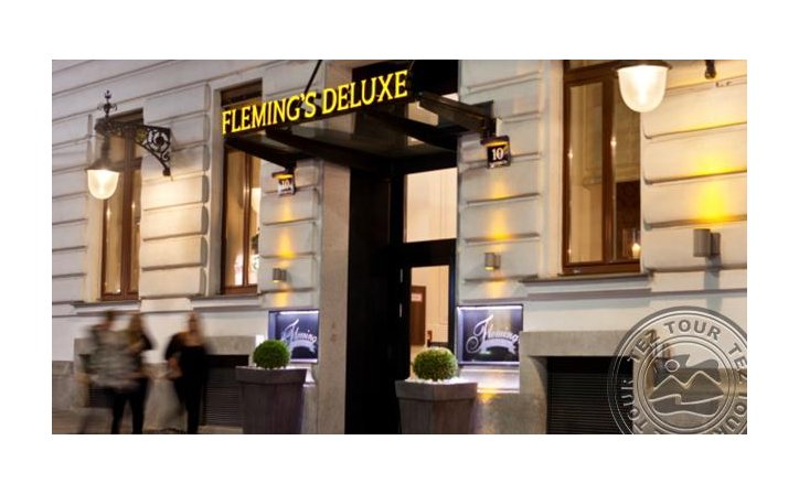 FLEMINGS SELECTION HOTEL WIEN CITY