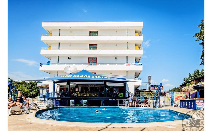PARTY HOTEL GOLDEN SANDS
