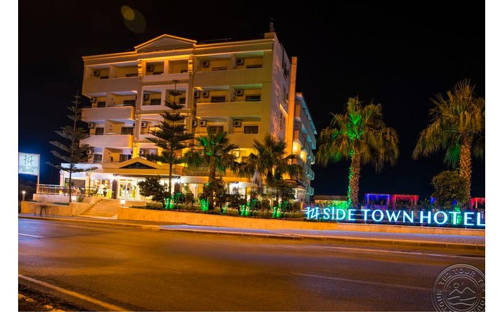 SIDE TOWN BY ZHOTELS