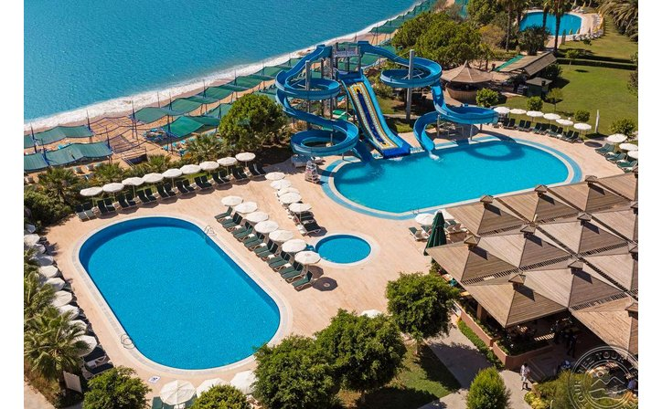 OZKAYMAK SELECT RESORT