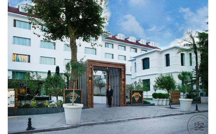 ISTANBUL VOGUE HOTEL SUPREME