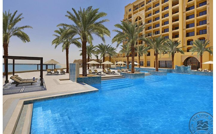 DOUBLE TREE BY HILTON RESORT & SPA MARJAN ISLAND