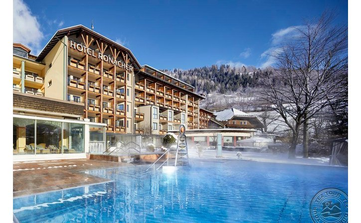 DAS RONACHER THERME & SPA RESORT (BAD KLEINKIRCHHEIM)