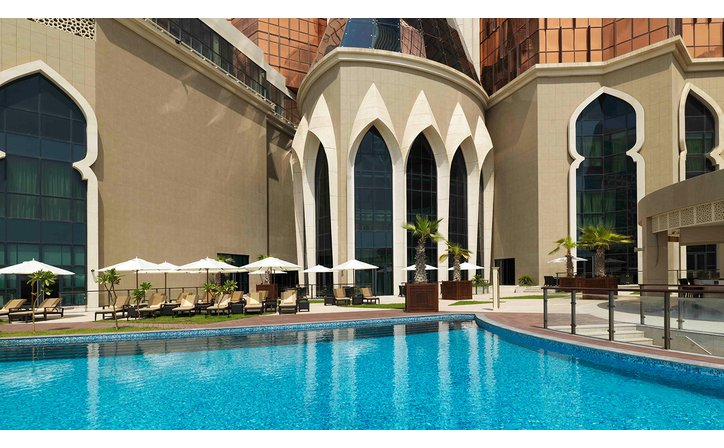 BAB AL QASR BEACH RESORT & SPA