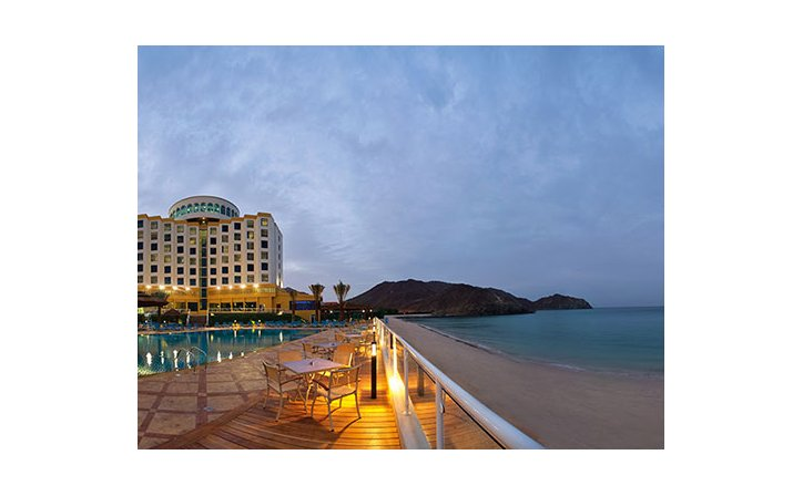 OCEANIC KHORFAKKAN BEACH RESORT & SPA