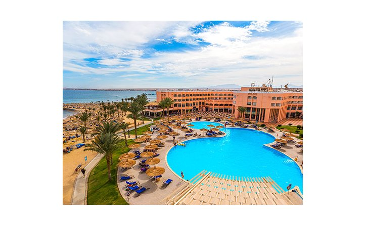 PICKALBATROS BEACH ALBATROS RESORT HURGHADA