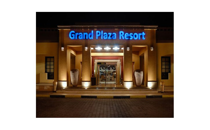 GRAND PLAZA RESORT