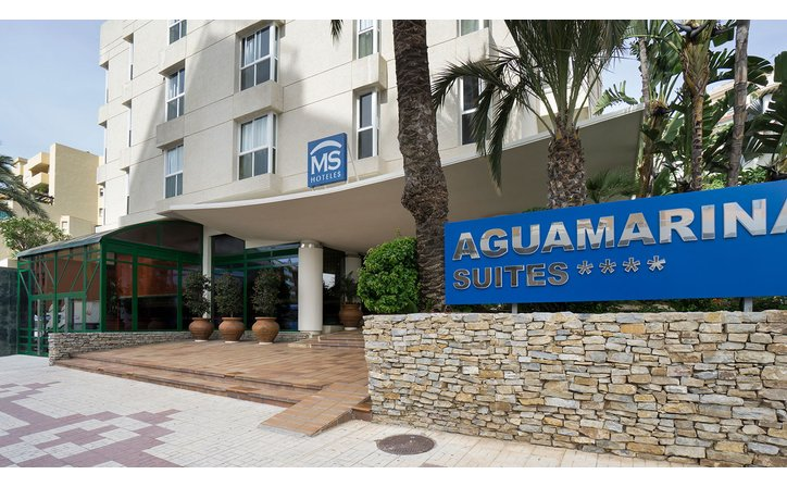 MS AGUAMARINA SUITES