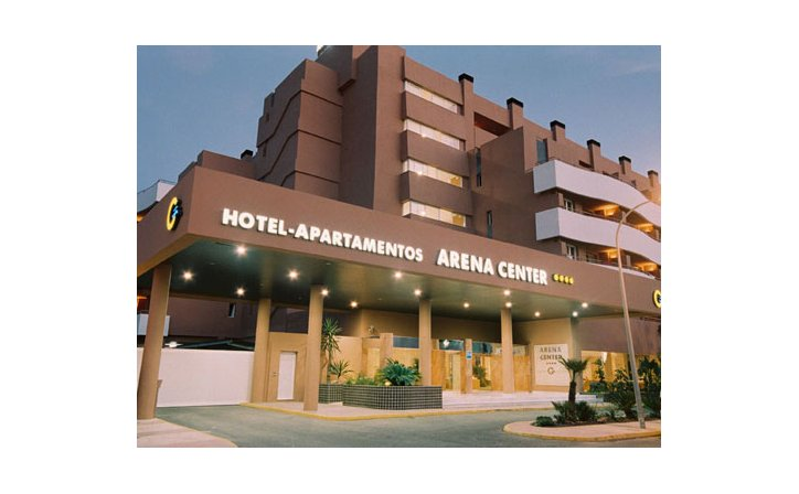 ARENA CENTER APARTHOTEL