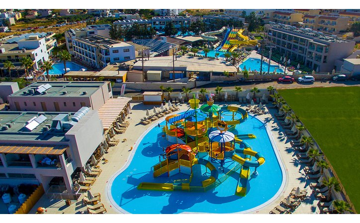 GOUVES WATER PARK HOLIDAY RESORT