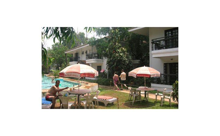 VILA GOESA BEACH RESORT